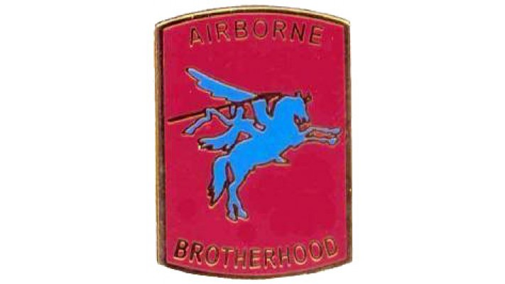 Airborne Brotherhood Lapel Pin