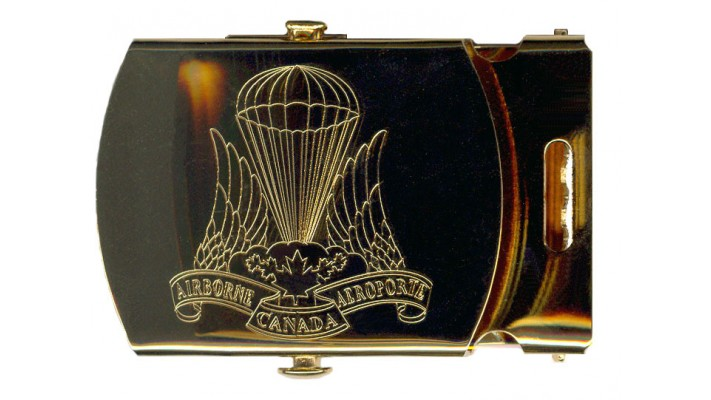 Airborne Belt Buckle