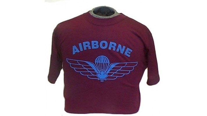 Airborne Parawings T-shirt