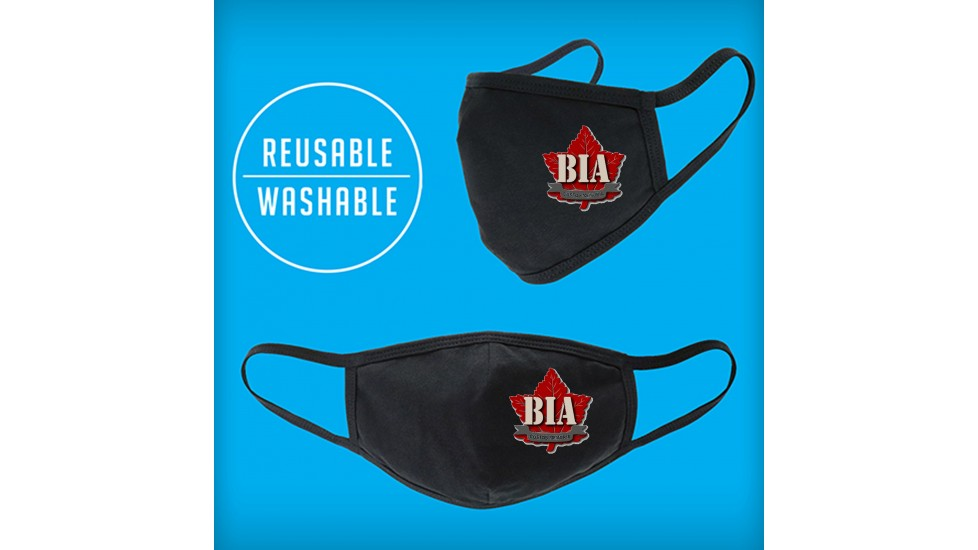 Brothers in Arms Washable Masks