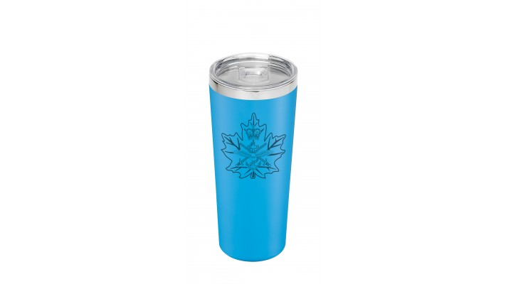 22 Oz cup with the CIC logo