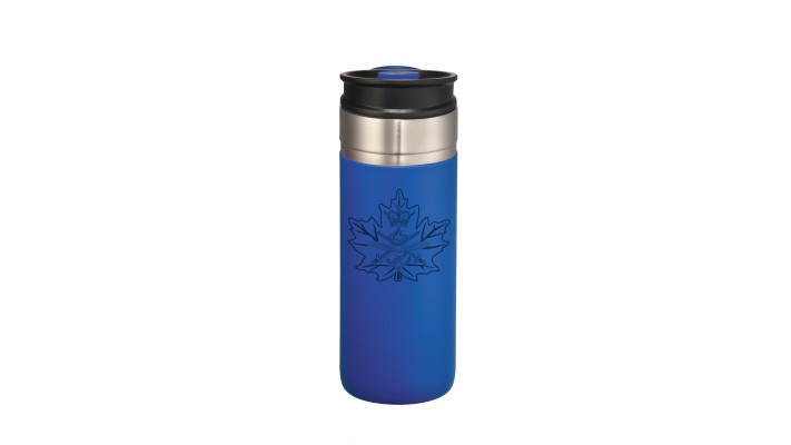 18 Oz Waterproof Cup with the CIC logo