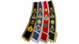 Baldrics & Sashes
