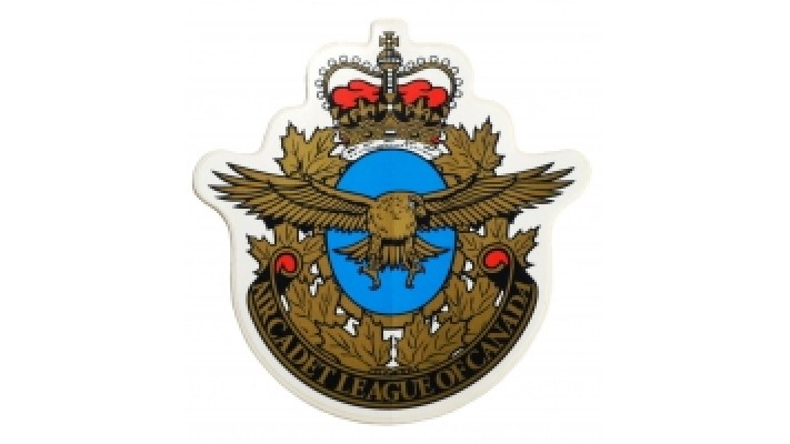 Air Cadets League of Canada Decals