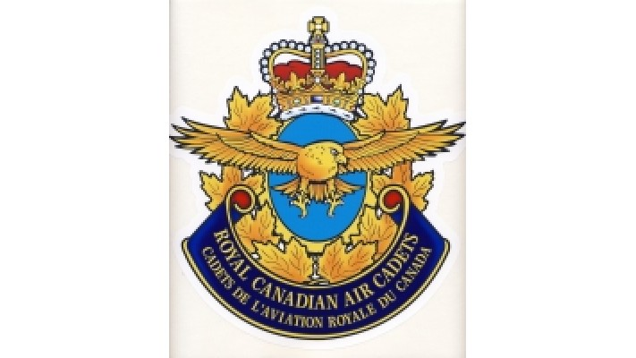 "10"" Royal Canadian Air Cadets Decals"