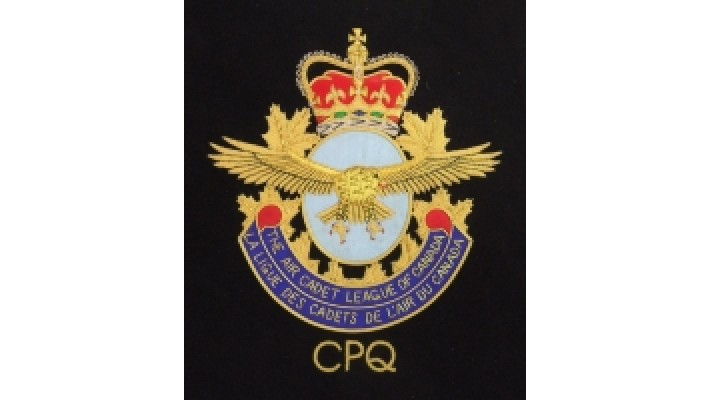 Air Cadets League CPQ Crest for frame