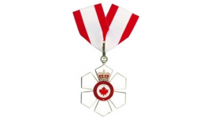 Companion of the Order of Canada Medal
