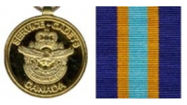 Miniature Air Cadet Service medal