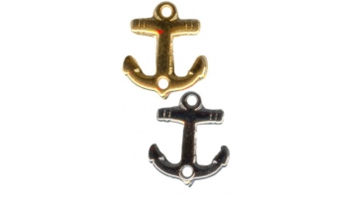 Mini Navy League Anchor for undress ribbon