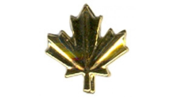 Army Cadets League Gold Maple Leaf