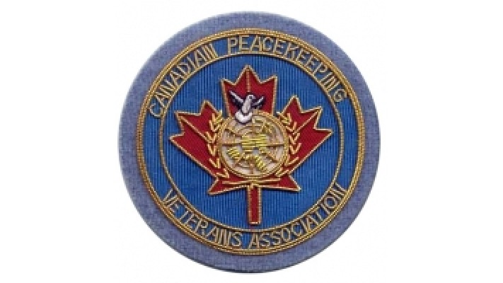CPVA Hat Badge