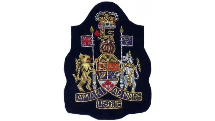 Chief Warrant Officer (CWO) Rank- Black backing (Pair)