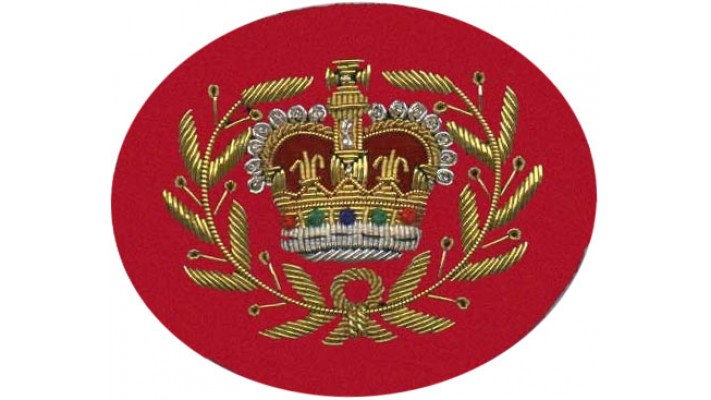 Master Warrant Rank (MWO)- Red Backing