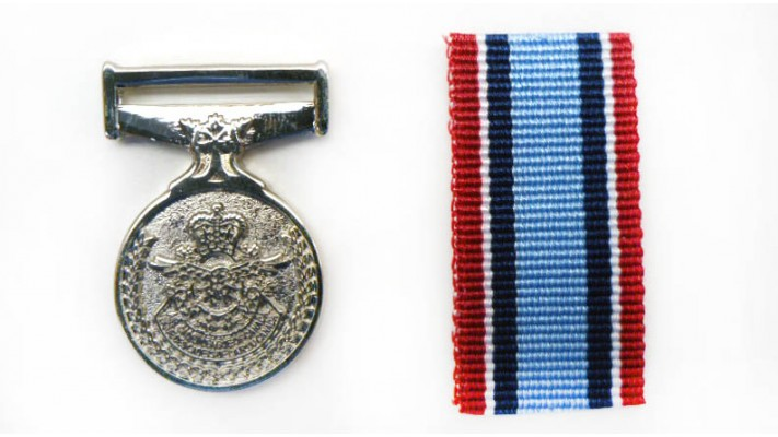 Miniature Air Cadet volunteer medal