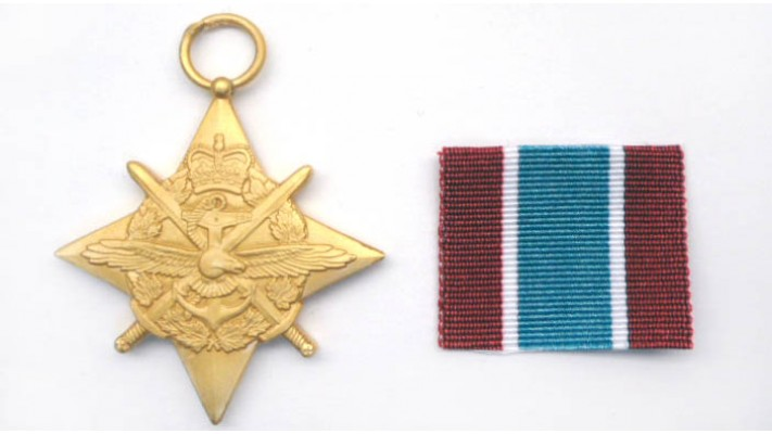 General Campaign Star – ALLIED FORCE Medal