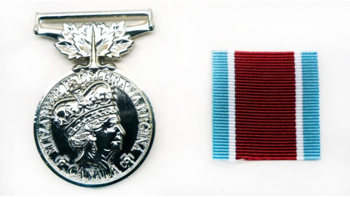 General Service Medal – ALLIED FORCE